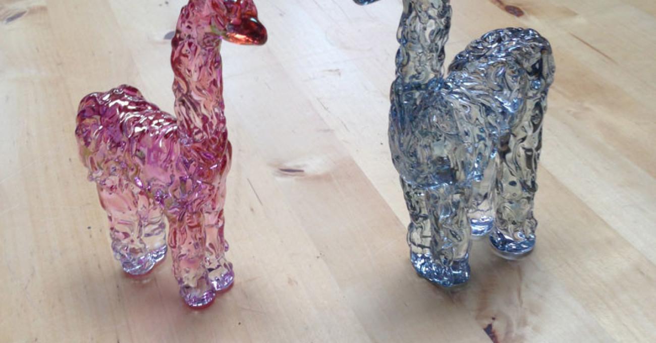 Borosilicate Alpaca Completed