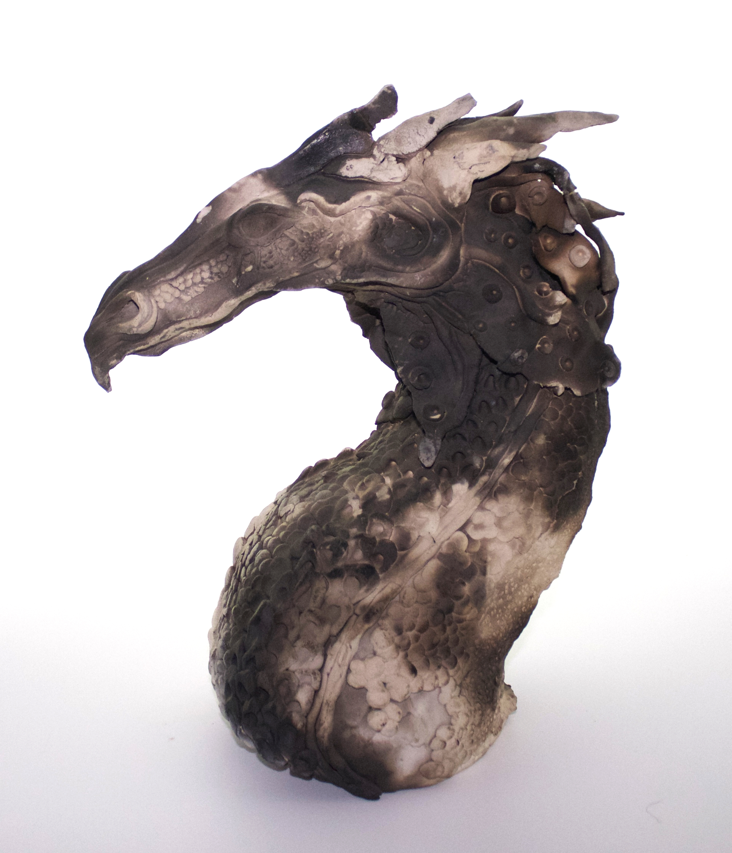 Ceramicdragonhead