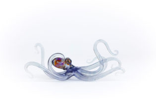 Octopus - Blue Sparcle