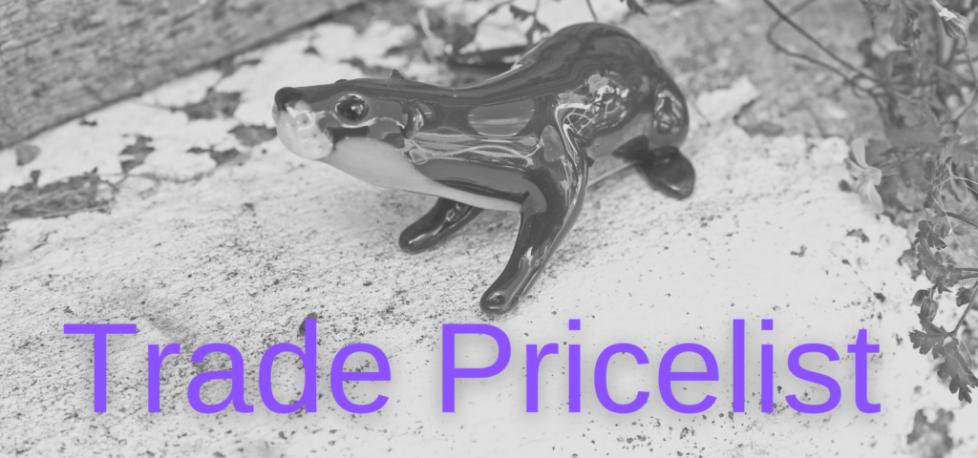 Trade Pricelist