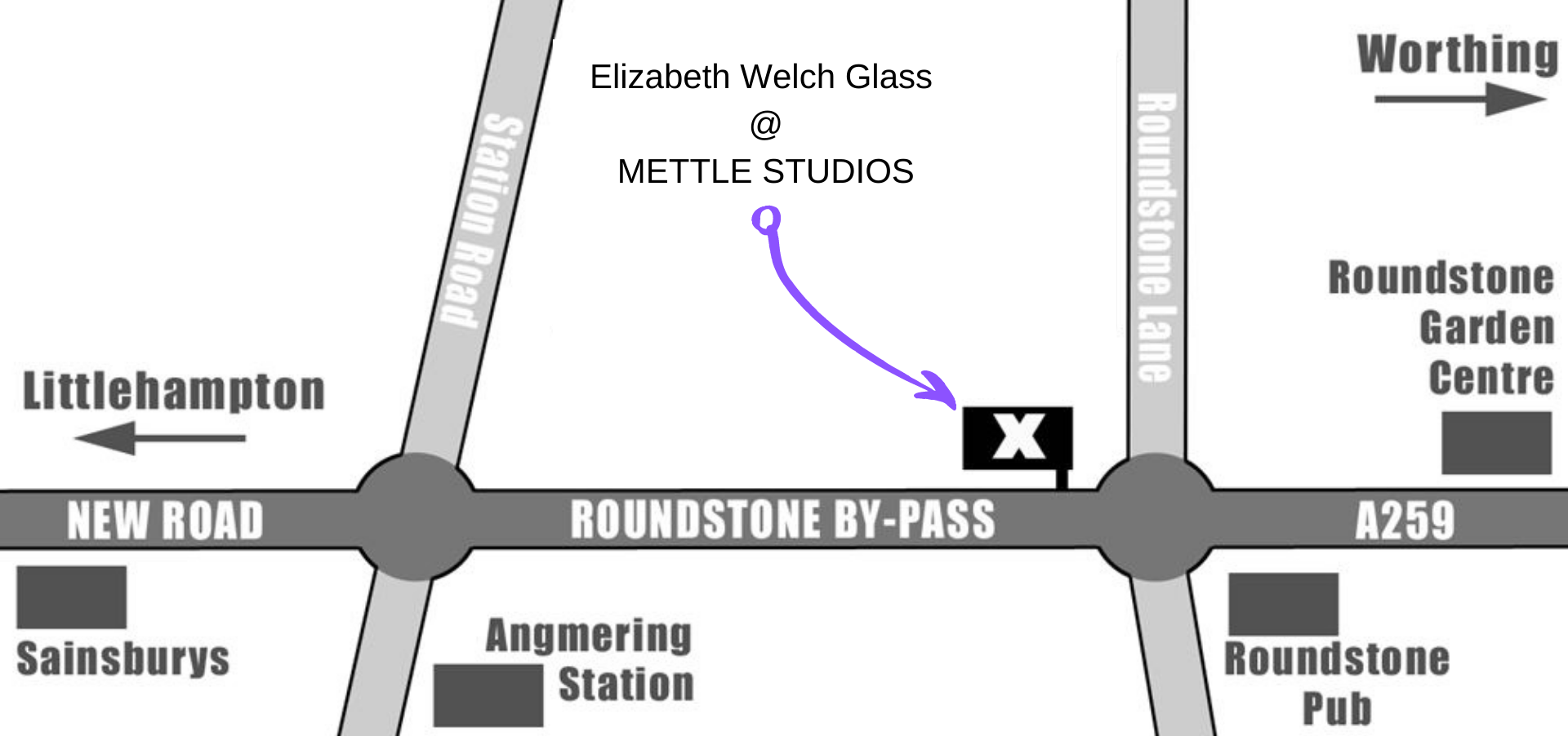 Elizabeth Welch Glass @ METTLE STUDIOS
