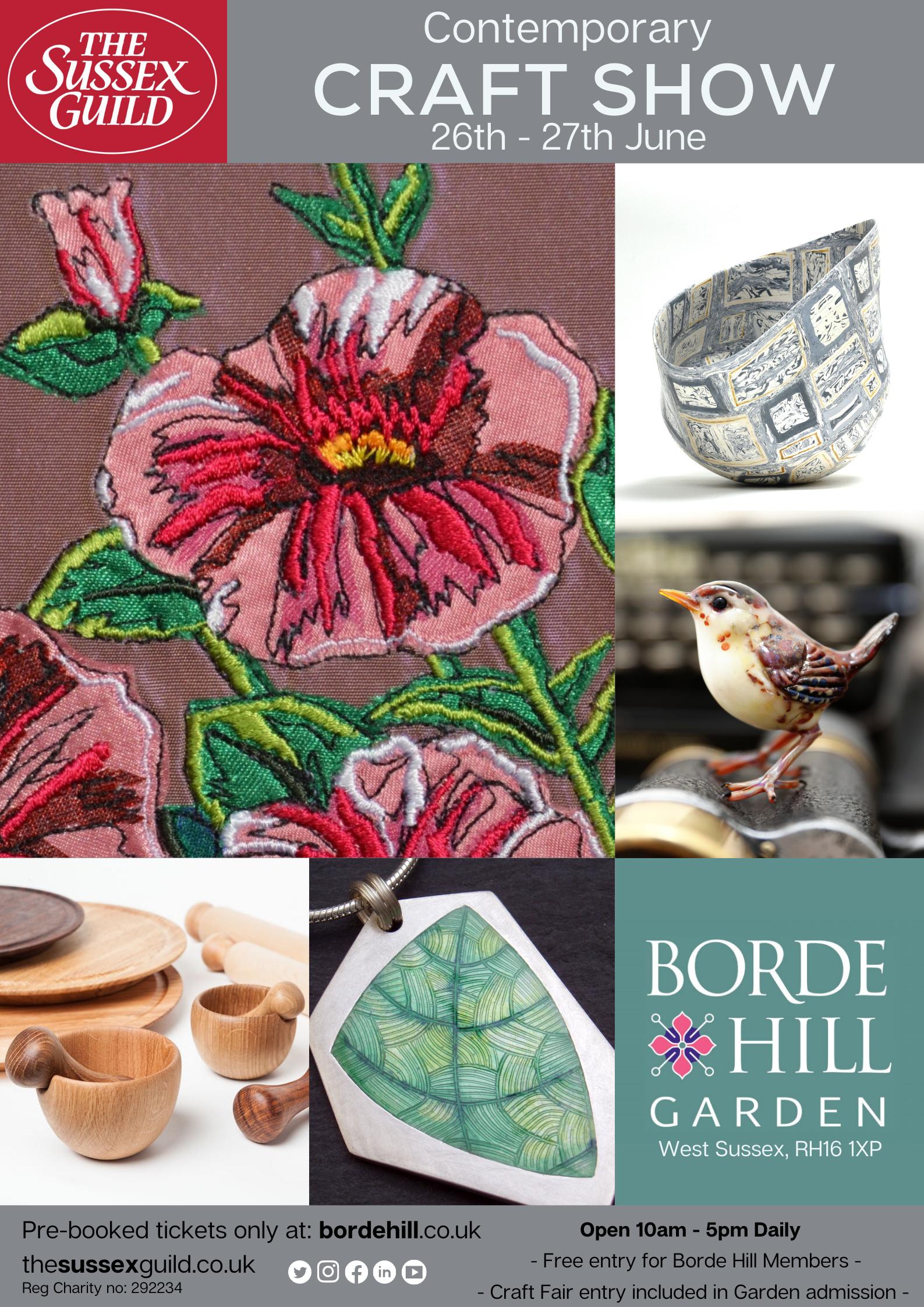 Contemporary-Craft-Show-Borde-Hill-Garden